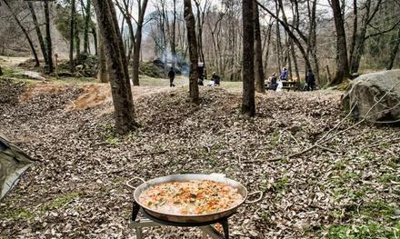 Curso de preparación de paella en un ambiente natural para 1 o 2 personas desde 22,95 € con PlayD