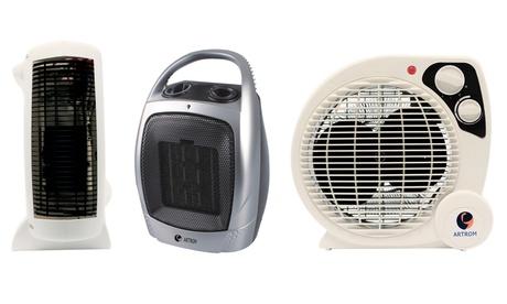 Calefactores eléctricos compactos Artrom