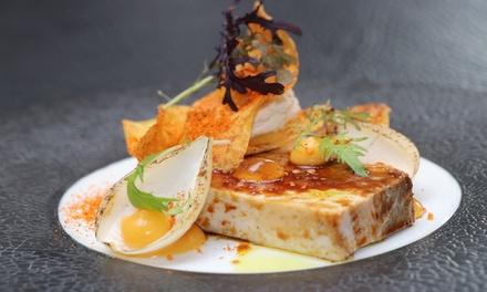 Centre de Zaventem : menu en 3 services gastronomique de 1 à 4 personnes au restaurant Anarchy