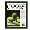 1-Year, 6-Issue Subscription to Cook's Illustrated
