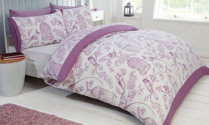 Rapport Home Duvet Sets in Choice of Size and Design for £5