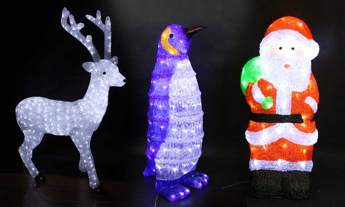 Decorazioni Luminose Natalizie : Fino a 48% su decorazioni luminose natalizie groupon