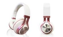 Groupon.com deals on Aduro Resonance Foldable Wireless Bluetooth Headphones