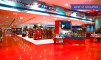 AED 50 or 100 Towards Toys at The Toy Store, 12 Locations (50% Off)