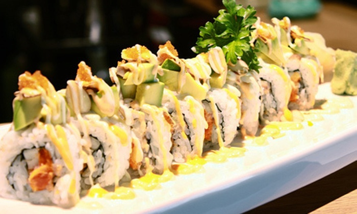 Sushiwa Japanese Restaurant - Willow Grove: $20 Worth of Sushi and Japanese Cuisine