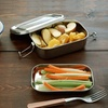 Up to Half Off Stainless-Steel Lunchboxes