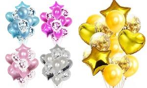 Ballons de décoration