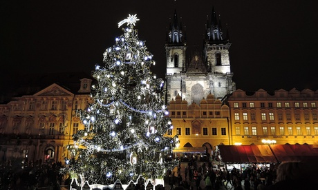 ✈ Prague Christmas Markets: 2-4 Nights at 4-Star Theatrino Hotel with Breakfast, Flights and Optional Xmas Market Tour* from ✈ Prague Christmas Market Break