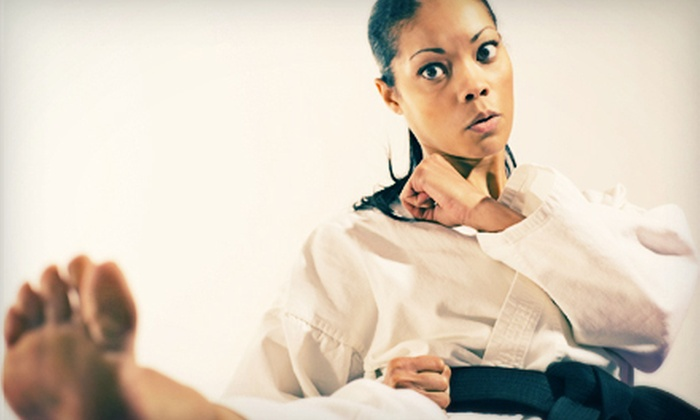 Villari Martial Arts - Duarte: 10 or 20 Martial-Arts Classes with a Consultation at Villari Martial Arts (Up to 91% Off)