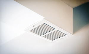Aim Carpet and Air Duct Cleaning: $39 for Furnace Inspection with Vent Cleaning for Eight Vents from Aim Carpet and Air Duct Cleaning ($257 Value)