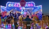 Up to 34% Off Amusement-Parks Package for One, Two, or Four