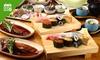 3,980円/名|寿司や刺身盛合わせ等7品+1ドリンク/他