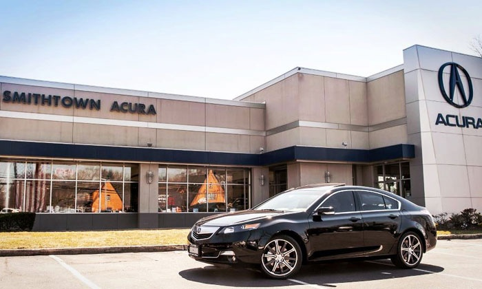 Smithtown Acura - Nesconset: $29 for State Safety and Emissions Check, Plus Inspection and Car Wash at Smithtown Acura ($110 Value)