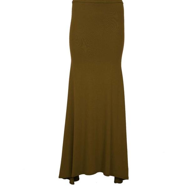 96f52fba5fc Be Jealous Swing Maxi Skirt | Groupon Goods