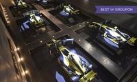 1 ou 2 courses à bord de simulateurs de course auto Formule 1 etou Rallye dès 39 € chez I-WAY