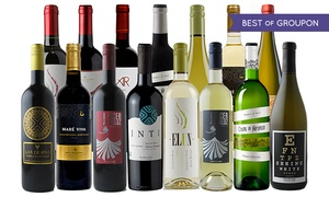 73% Off 15-Bottle Ultimate Sampler Pack  at Splash Wines, plus 6.0% Cash Back from Ebates.