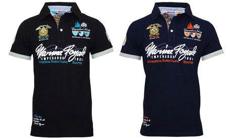 Polo para hombre Geographical Norway