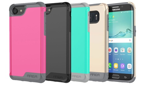 Area DualPro Case for iPhone 6/6s, 6/6s Plus, 5/5s/SE/, 7, 7 Plus, or Samsung S7, S7 Edge 72373e40-26c3-11e7-af41-00259060b5da