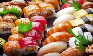 Soho Sushi: Japonia na talerzu: wybrany zestaw sushi od 89,99 zł w restauracji Soho Sushi (do -50%)