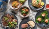 2-Course Modern Asian Meal + Wine for 2