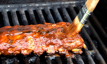 $69 for a Three-Hour Barbecue Class for One at Bucky's Bar-B-Q ($135 Value)
