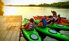 Up to 40% Off Kayak Rental at Rock Town River Outfitters