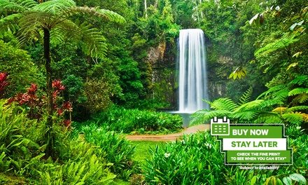 Queensland: Cairns Tablelands Day Tour with Lunch and Cheese, Wine, Beer and Meat Tastings with Billy Tea Safaris