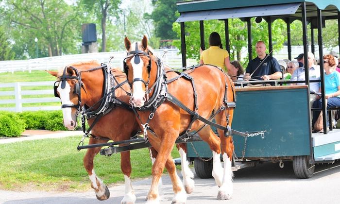 Kentucky Horse Park - Up To 27% Off - Lexington, KY | Groupon