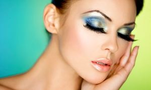 Vanity Lash Lounge: Full set of Volume 10D Eyelash Extensions or Set of Synthetic Mink Eyelash Extensions (61% Off)