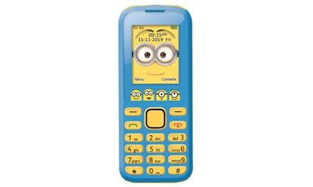 Cellulare Dual SIM Minions Lexibook