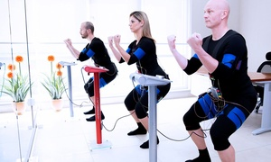 Abu Dhabi Country Club - Recreation: One, Two or Four Body-Contouring of EMS Electric Muscle Stimulation Sessions at Abu Dhabi Country Club (Up to 59% Off)