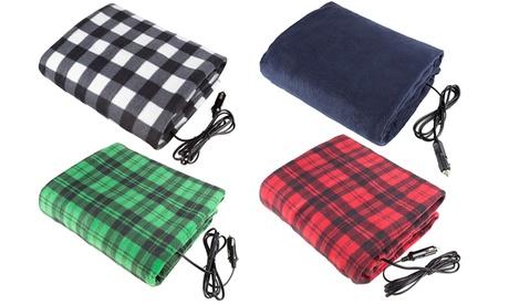 Plaid Electric Blanket for Cars a4dd1bd2-4d36-11e7-8d30-002590604002
