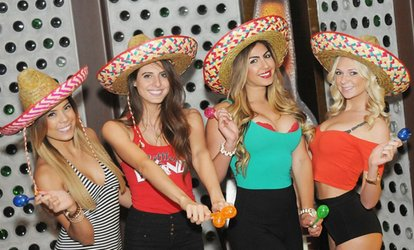 image for Cinco De Mayo Bar Crawl West Chester Admission for One, Two, or Four at Saloon 151 on May 5 (Up to 55% Off)