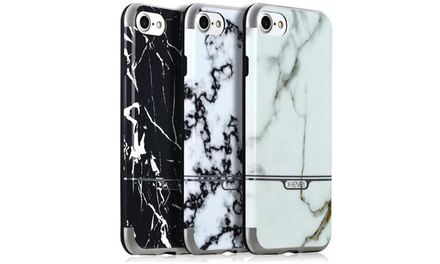 X-Level Marble Case for iPhone 7 from AED 49 (Up to 74% Off)