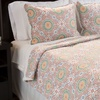 Lavish Home Emilia Reversible Quilt Set with Sherpa (2- or 3-Piece)