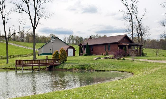 Pine Lakes Lodge In Salesville Oh Groupon Getaways