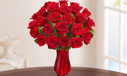 50% Off Valentine's Day Flowers from Florists.com