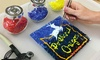 Live Laugh Love Art - Tigard: $33 for a Glass-Fusing Workshop for One at Live Laugh Love Art; Valid for Tigard Location ($60 Value)