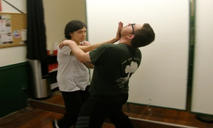 Moy Tung Kung Fu of Connecticut: Six or Nine Group Kung-Fu Classes at Moy Tung Kung Fu of Connecticut (Up to 57% Off)