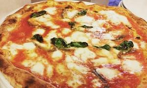 Menu pizza napoletana cotta in forno a legna, tiramisù e birra al ristorante Il Gambero (sconto fino a 68%)