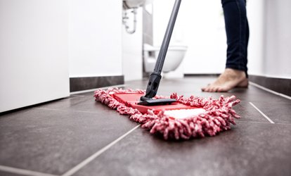 Two, Three, or Six Hours of House <strong>Cleaning</strong> from Bubbly <strong>Cleaning</strong> (Up to 46% Off)