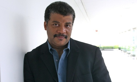 Neil Degrasse Tyson Presents: An Astrophysicist Goes To The Movies on May 20 at 7:30 p.m.