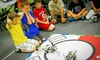 Engineering for Kids - Twin Lakes: $199 for LEGO Robotics Sumo Bots Challenge Birthday Party at Engineering for Kids ($400 Value)