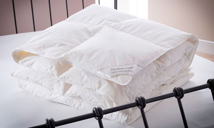 White Duck Feather Duvet in Choice of Tog Rating