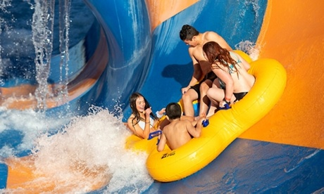 2021 Silver, Gold, or VIP Season Pass to Wet 'n' Wild Las Vegas (Up to 50% Off)