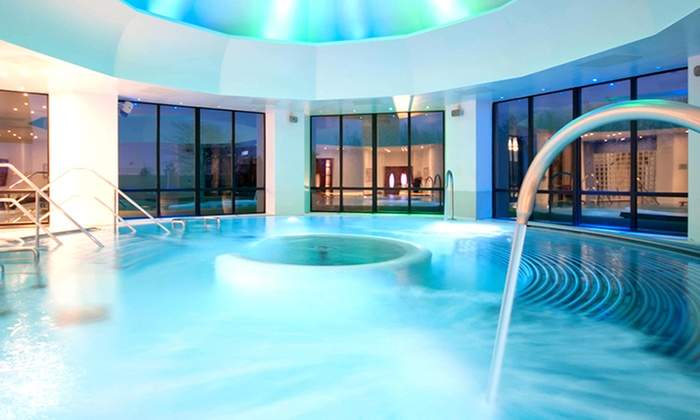 Champneys Springs Health Resort - Ashby de la Zouch: Champneys Spa Day with Buffet Lunch, Choice of Treatment and Thalassotherapy Sessionfor One or Two (Up to 39% Off)