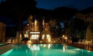 Hotel Miramare Cervia: Spa, massaggio, camera day use e cena per 2 persone all'Hotel Miramare di Cervia (sconto fino a 58%)