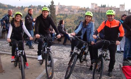 Ruta guiada en bicicleta eléctrica  para 1, 2, 4 o 6 personas desde 14,95 € con Attraversiamo
