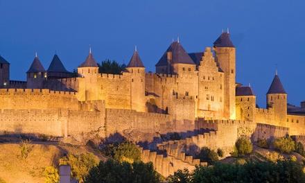 Carcassonne : 1 à 3 nuits avec pdj en Studio/Appartement à lAdonis Carcassonne Résidence la Barbacane pour 2 ou 4 pers.