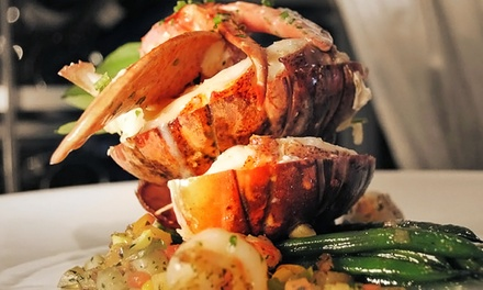 Dinner for Two or Four at Silo Elevated Cuisine (Up to 43% Off)